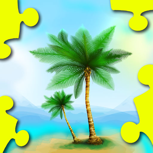 Tropical Jigsaw Puzzles