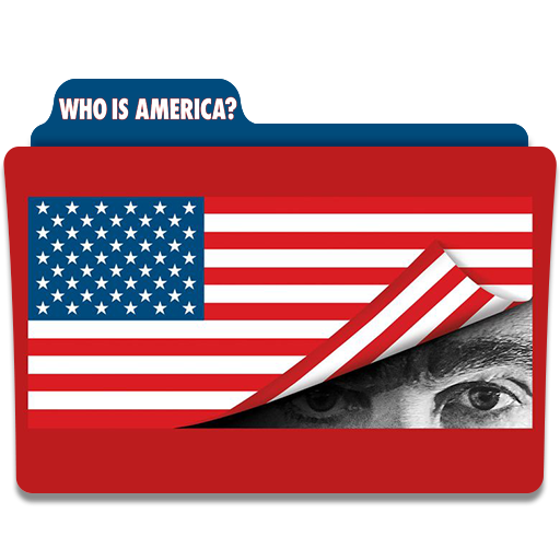 Who Is America Folder Icon