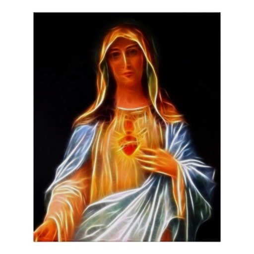 Virgin Mary Bleeding Heart Related Keywords Suggestions