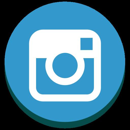 Instagram, Round, Social Media Icon