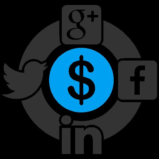 Social Media Meeting Icon