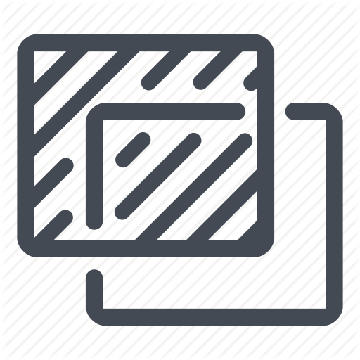 Fade, Transition Icon