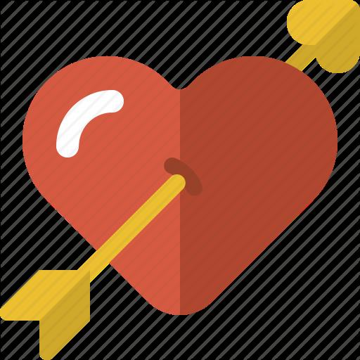 Arrow, Cupid, Fall In Love, Falling In Love, Heart, Heart Arrow