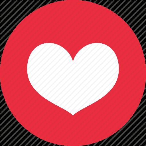 Favorite, Favorites, Heart, Like, Liked, Likes, Love Icon