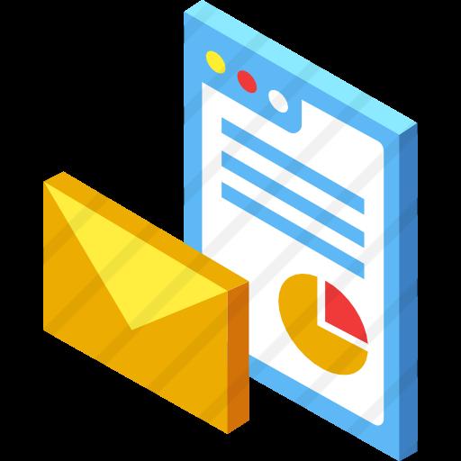 Email Marketing Icon Email Marketing Icon Png Free Transparent