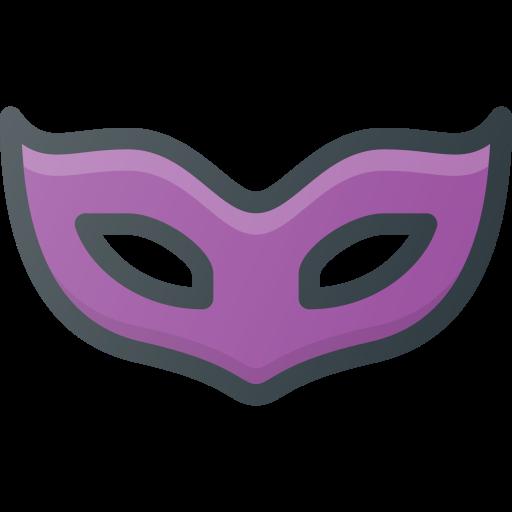 Mask, Incognito, Private, Eye, Pride Icon Free Of Free Set Color