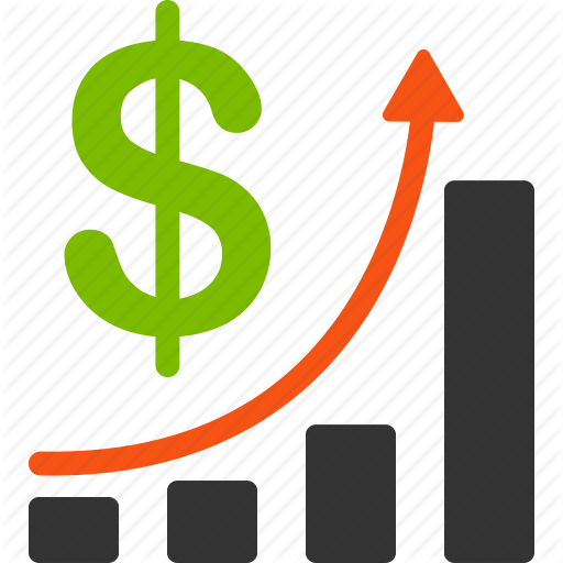 Sales Growth Icon Images
