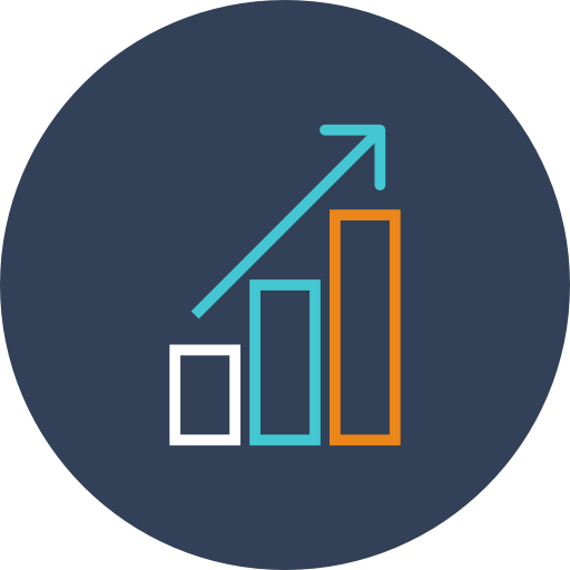 Graph, Increase, Bars Icon Free Of Linear Finance Icons