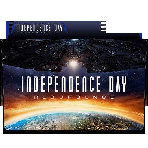 Independence Day Resurgence Folder Icon
