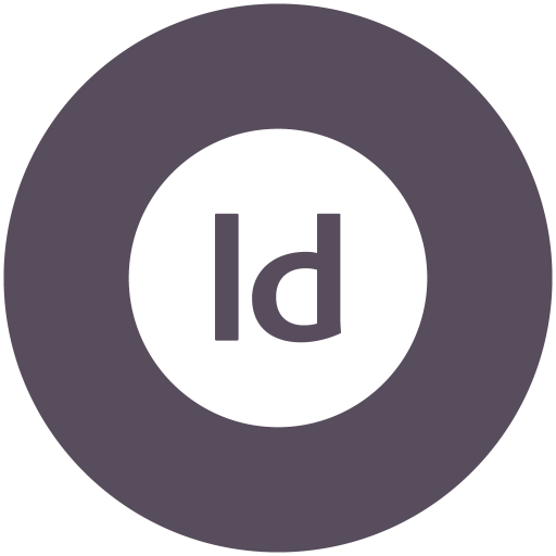 Adobe, Indesign, Graphic, Design Icon Free Of The Graphic