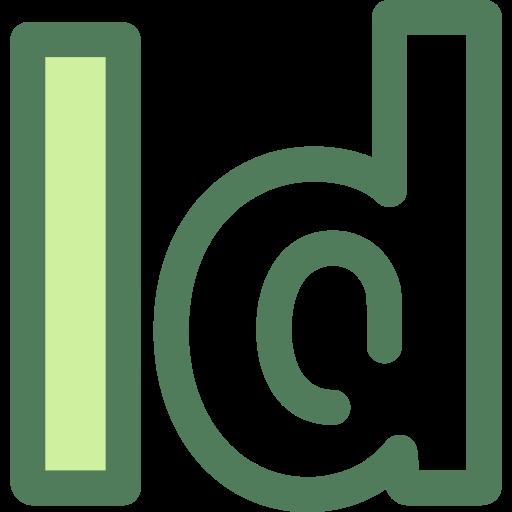 Adobe Indesign Graphic Design Png Icon