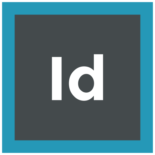 Indesign Icon, Format, Extension, Adobe Icon