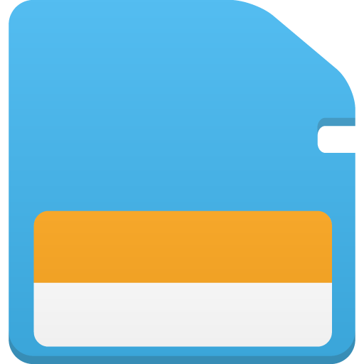 Memory Card Icon