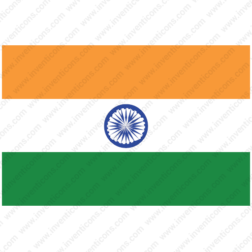 Download India,flag Icon Inventicons