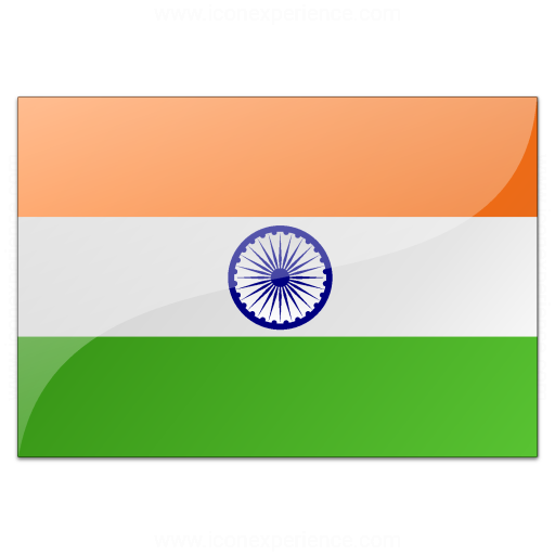 Iconexperience V Collection Flag India Icon