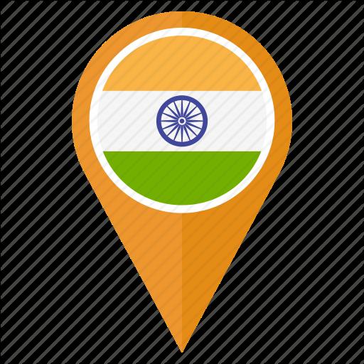 Arrow, Direction, India, Location, Map, Navigation, Pn