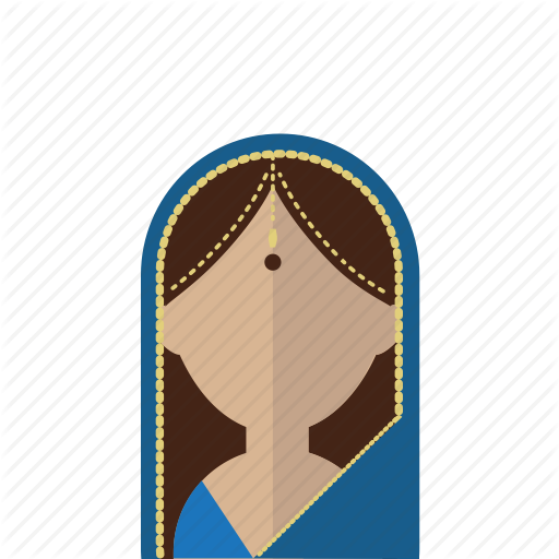 Avatar, Hindi, India, Indian, Women Icon
