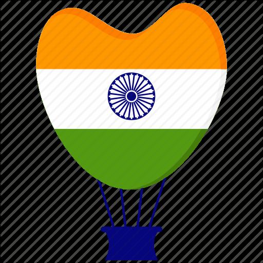India, Republic Day Icon