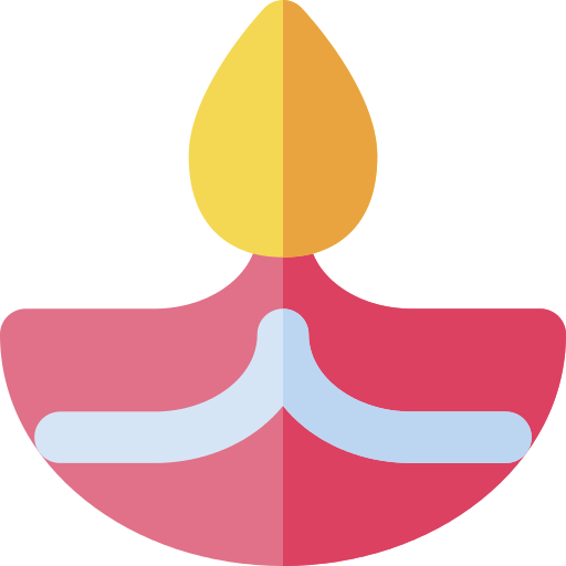 Oil Lamp India Png Icon
