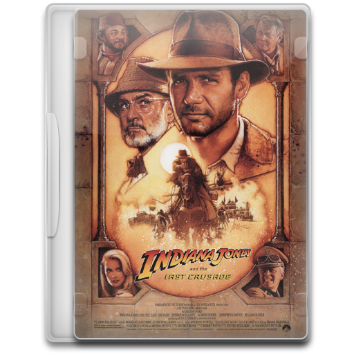 Indiana Jones And The Last Crusade Icon Movie Mega Pack