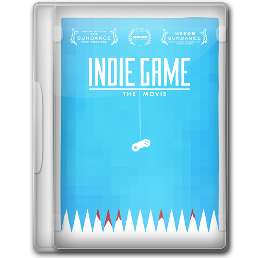 Indie Game The Movie Icon