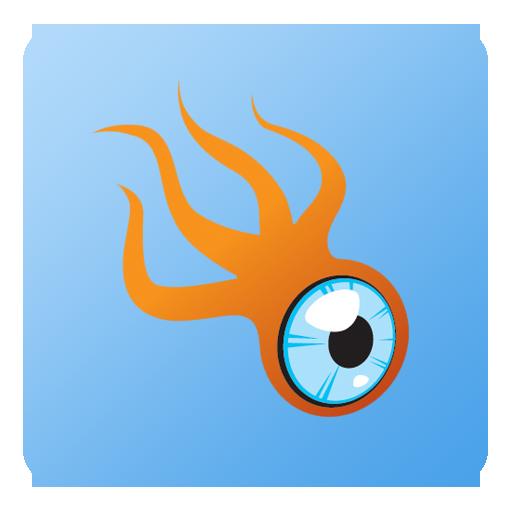 Squidoo Icon Flat Gradient Social Iconset Limav