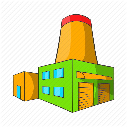 Alcohol, Beverage, Brewery, Cartoon, Drink, Factory, Sign Icon