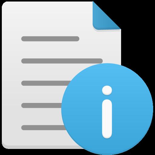Info Icon Flatastic Iconset Custom Icon Design