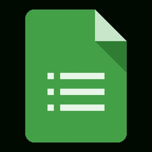 Google Forms Icon Free Download Png And Vector Logo Transparent
