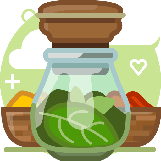 Spices, Seasoning, Pepper, Orient, Ingredients, Herbs Icon Free