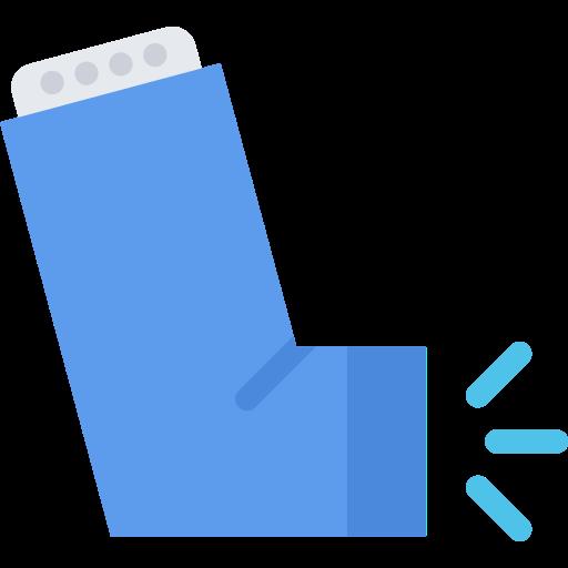 Inhaler Asthma Png Icon
