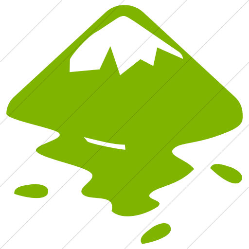 Simple Green Raphael Inkscape Icon