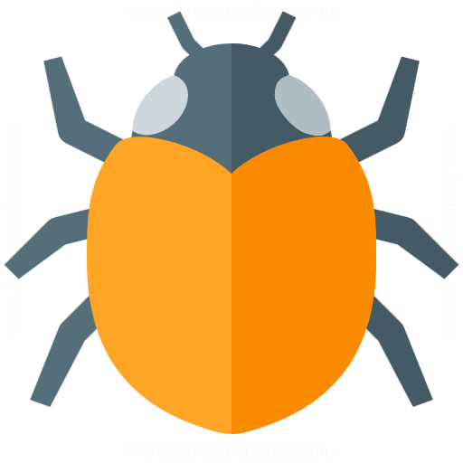Iconexperience G Collection Bug Icon