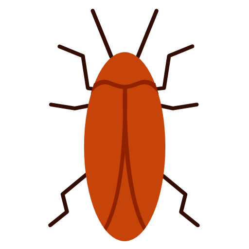 Insects, Insect, Cockroach Icon Free Of Insects Flat Icons