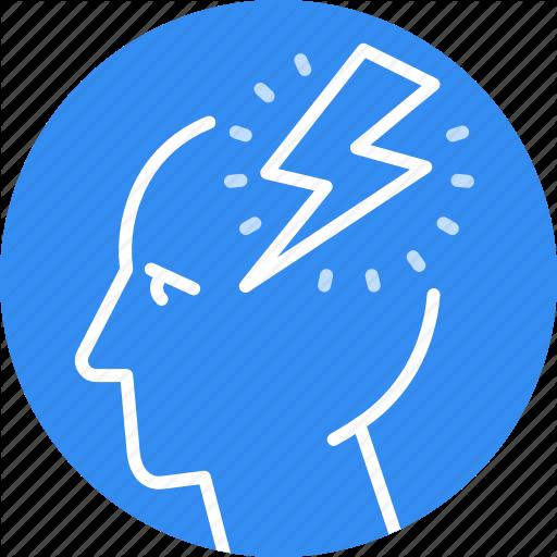 Brainstorming, Brian, Business, Head, Idea, Inspire Icon