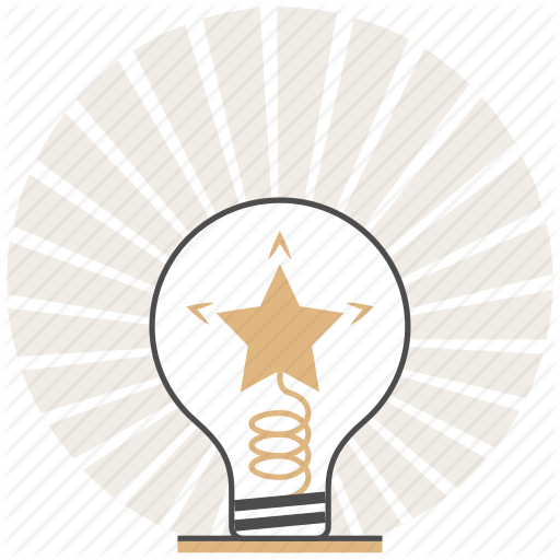 Bulb, Concept, Creative, Inspiration, Inspire, Process Icon