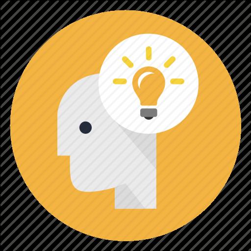 Head, Idea, Inspire, Man, Mind, Think, Thinking Icon