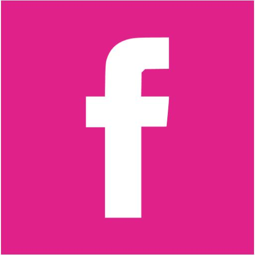 Barbie Pink Facebook Icon