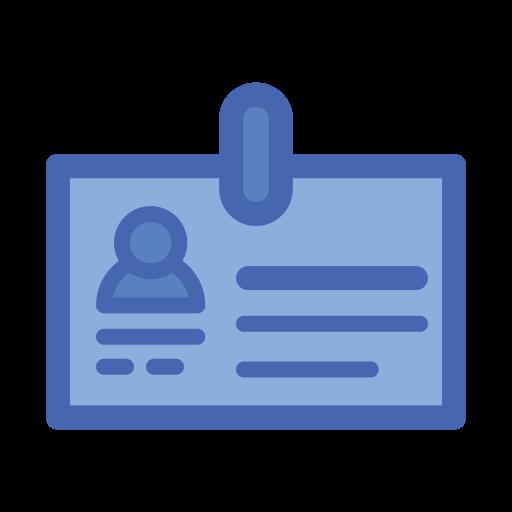 Id, Badge Icon Free Of Free Line Icons