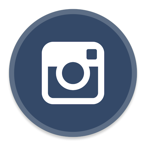 Instagram Icon Button Ui