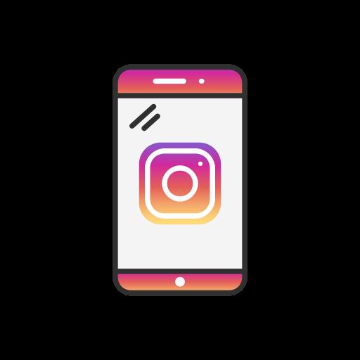 Phone Logo Instagram Icon Logo Image