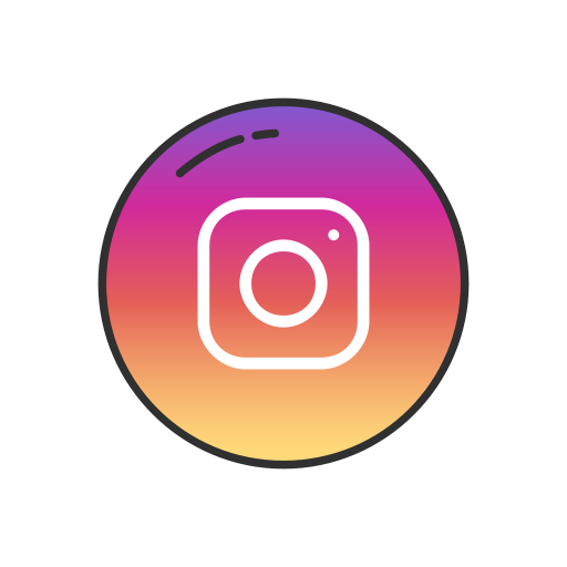 Instagram Button, Social Media, Instagram, Instagram Logo Icon