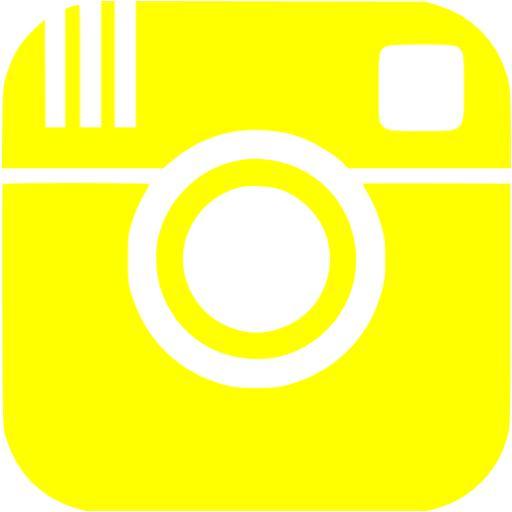 Best Photos Of Instagram Icon Yellow