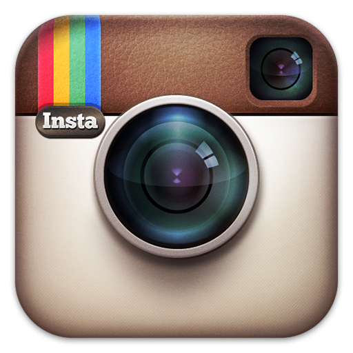 Instagram Icon Large Icons Vectors Clip Art