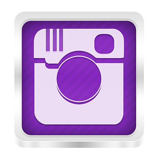 Instagram Icons, Free Icons In Boxed Metal Icons