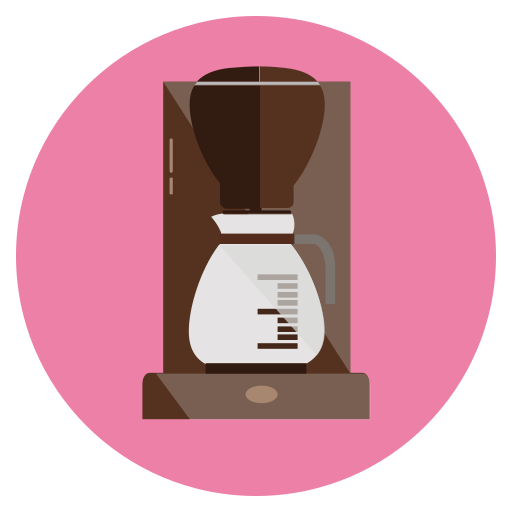 Coffee, Barista, Coffee Maker, Beverage, Machine Icon Free