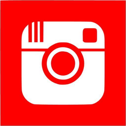 Red Instagram Icon