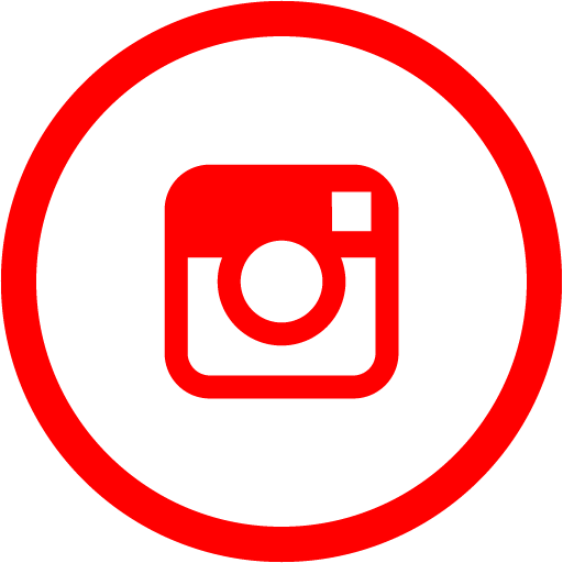 Red Instagram Transparent Png Clipart Free Download