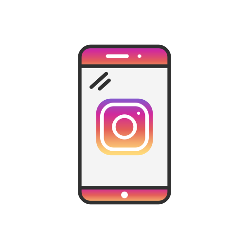 Phone, Logo, Instagram, Instagram Logo Icon