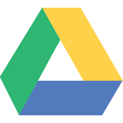Drive, Google, Google Drive Icon